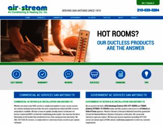 air-streamservices.com screenshot