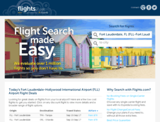 air.flights.com screenshot