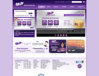 air21.com.ph screenshot