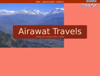 airawattravels.com screenshot
