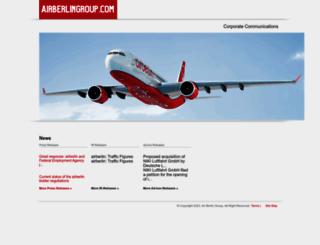 airberlingroup.com screenshot