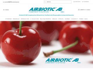 airbiotic.com screenshot