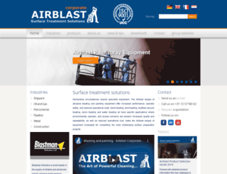 airblast.com screenshot