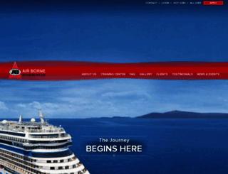 airbornebombay.com screenshot