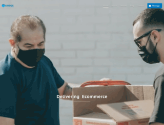 airboxshipping.com screenshot