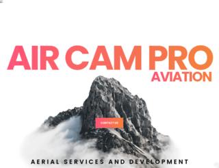 aircamuk.pro screenshot
