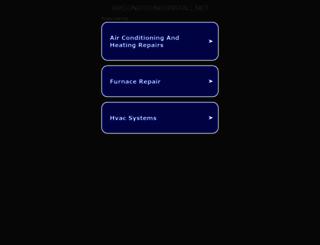 airconditionerinstall.net screenshot