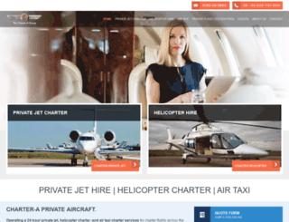 aircraft-wallpaper.com screenshot