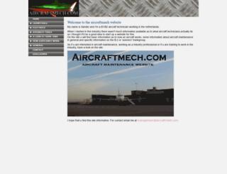 aircraftmech.com screenshot