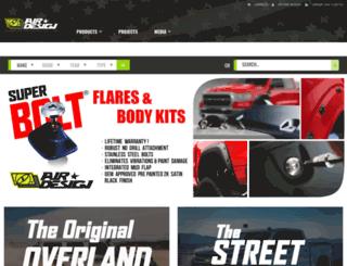airdesign.com.mx screenshot