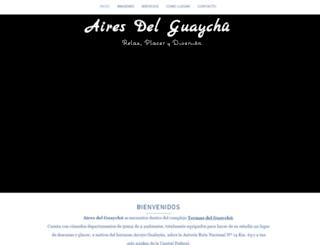 airesdelguaychu.com.ar screenshot