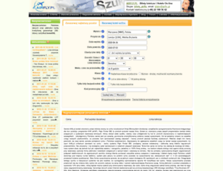 airfly.pl screenshot