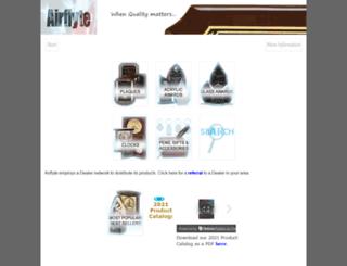 airflyte.com screenshot