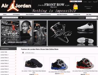 airjordan-sale.org screenshot