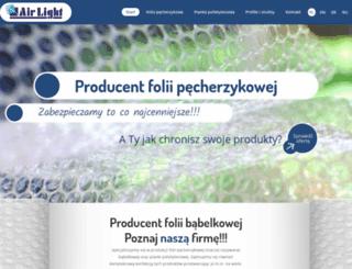 airlight.pl screenshot