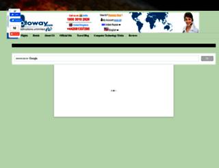 airlinestats.blogspot.com screenshot