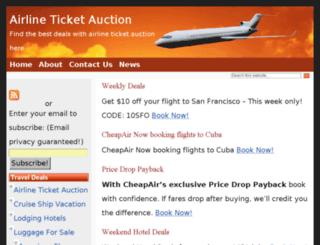airlineticketswithus.com screenshot