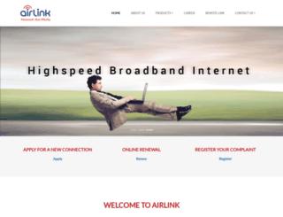 airlinkcpl.net screenshot