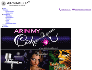 airmakeuphd.com screenshot