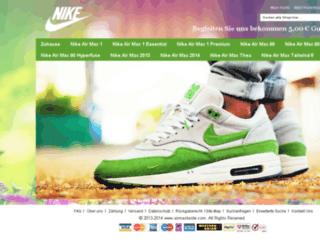 airmaxbeide.com screenshot
