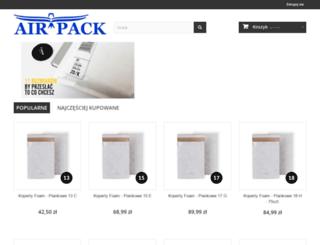 airpack.pl screenshot