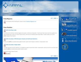 airpal.com screenshot