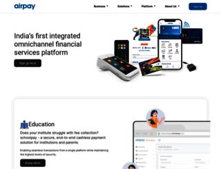 airpay.co.in screenshot