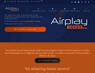 airplayaccess.com screenshot