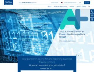 airpluscommunity.com screenshot