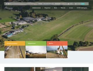 airport-amougies.com screenshot