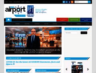 airport-business.com screenshot