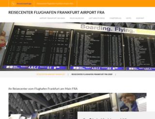 airport-frankfurt-am-main.com screenshot