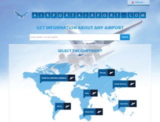 airportairport.com screenshot