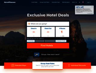 airporthotelguide.com screenshot