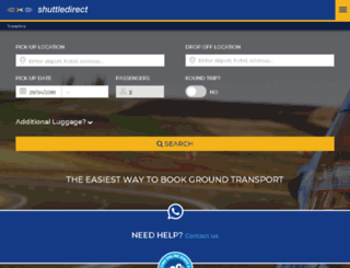 airporttaxiguide.com screenshot