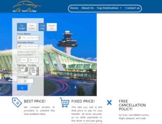 airporttransfers.cheap screenshot