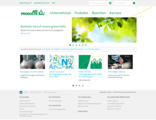 airproducts.de screenshot
