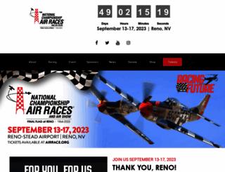airrace.org screenshot