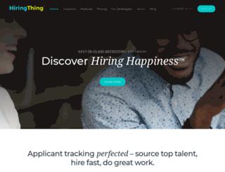 airsage.hiringthing.com screenshot