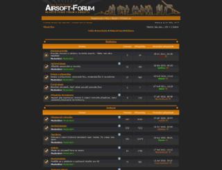 airsoft-forum.cz screenshot