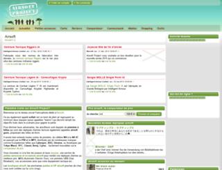 airsoft-project.com screenshot