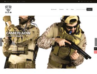 airsoftaps.com screenshot