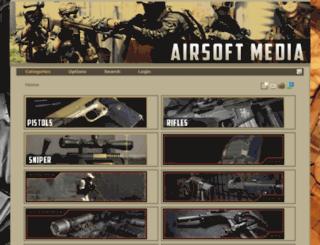 airsoftmedia.com screenshot