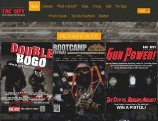 airsoftplayground.com screenshot