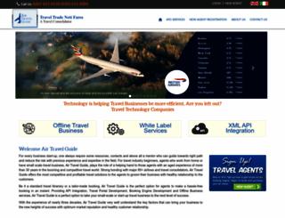 airtravelguide.com screenshot