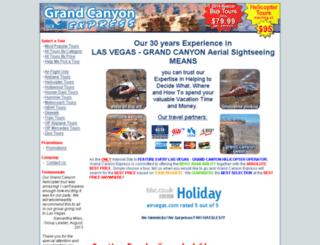 airvegas.com screenshot