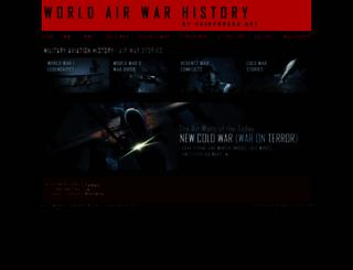airwar.xairforces.net screenshot