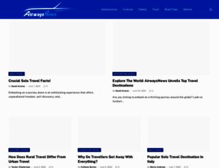 airwaysnews.com screenshot