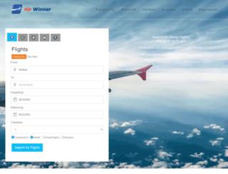 airwinner.com screenshot