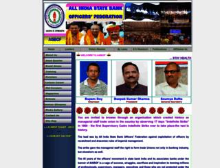 aisbof.org screenshot
